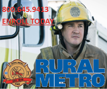 Enroll Today 911 Rural Metro