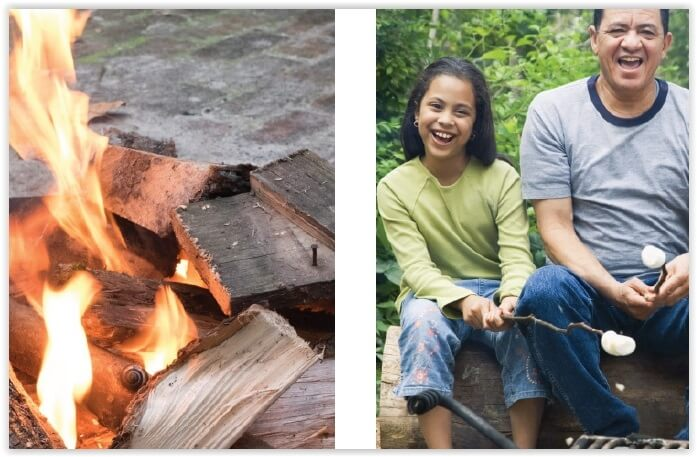 Safety Tips:  Fire Pit Safety