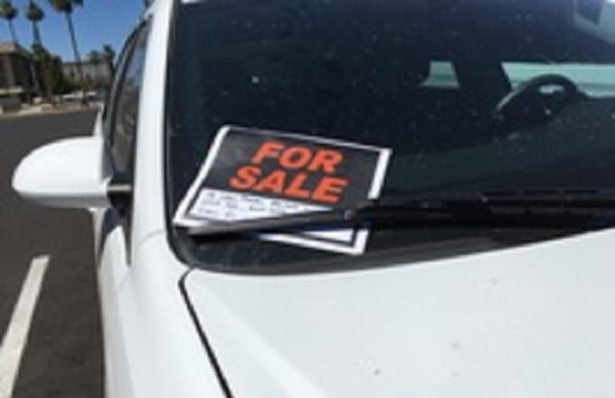 MVD: Buying a vehicle? Check its history