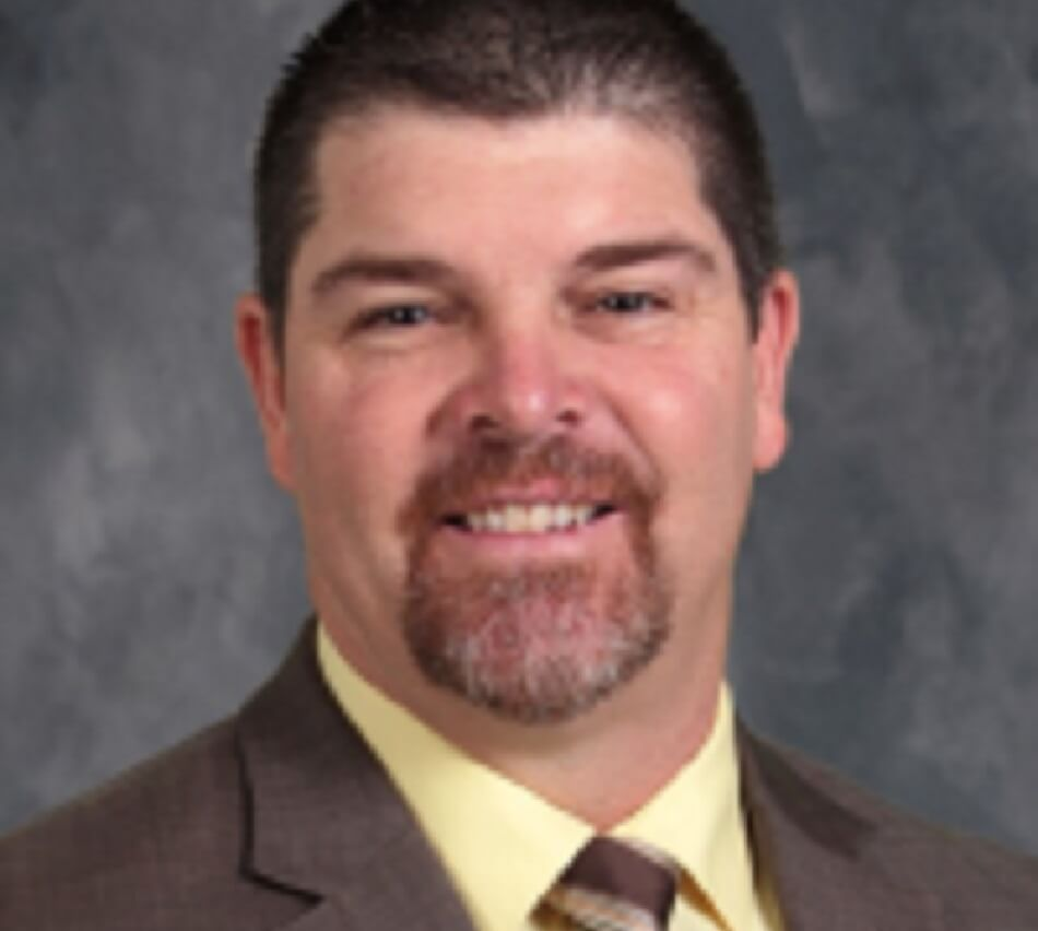 John Scrogham Selected as Administrator of the Year