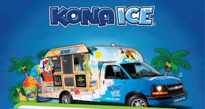 Kona Ice is Coming!